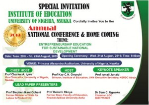 Institute of Education Annual Conference